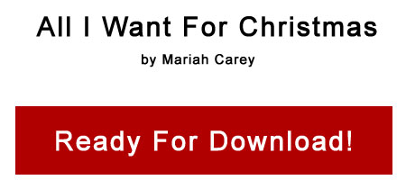Mariah Carey, All I Want For Christmas Is You, Sheet Music, piano, download